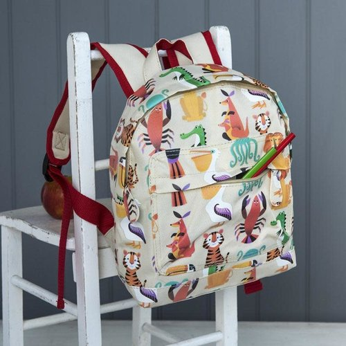 Rex International Mini Backpack «Colourful Creatures»