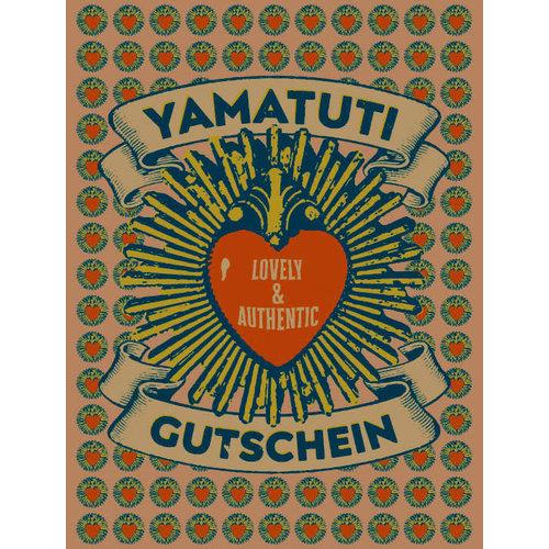 Yamatuti Geschenkgutschein: lovely & authentic