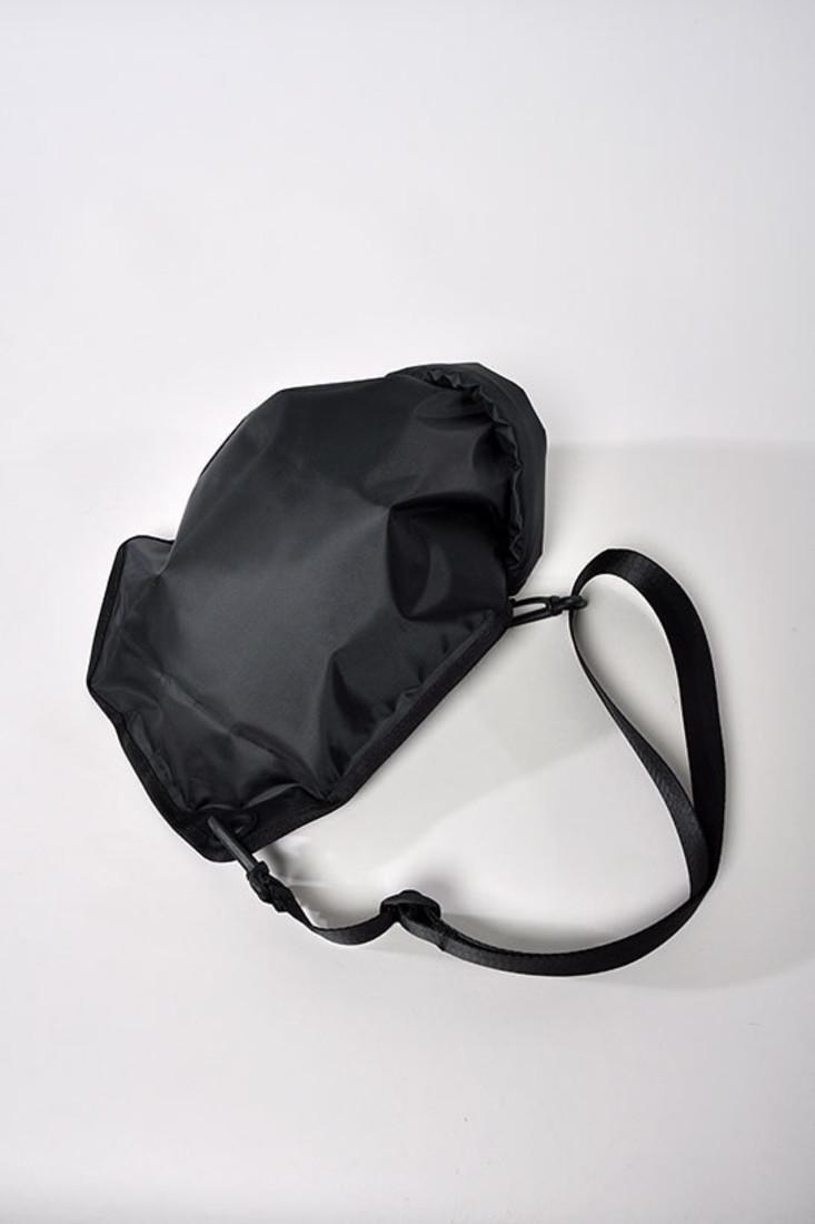 Tarzan Schwimmsack «Asphalt» schwarz S