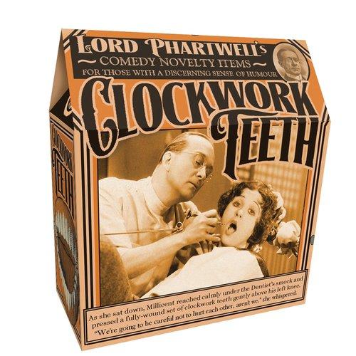 Uhrwerk-Zähnezähler