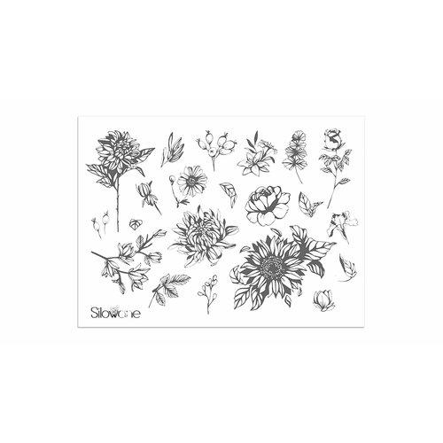 Tattoo Blume