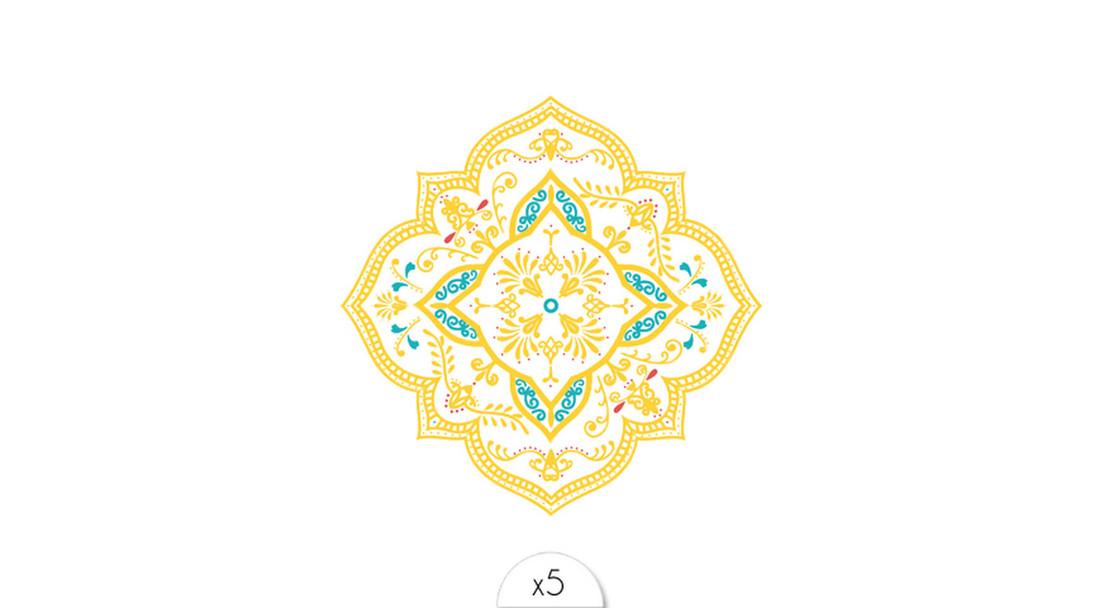 Sioou Tattoo Mandala