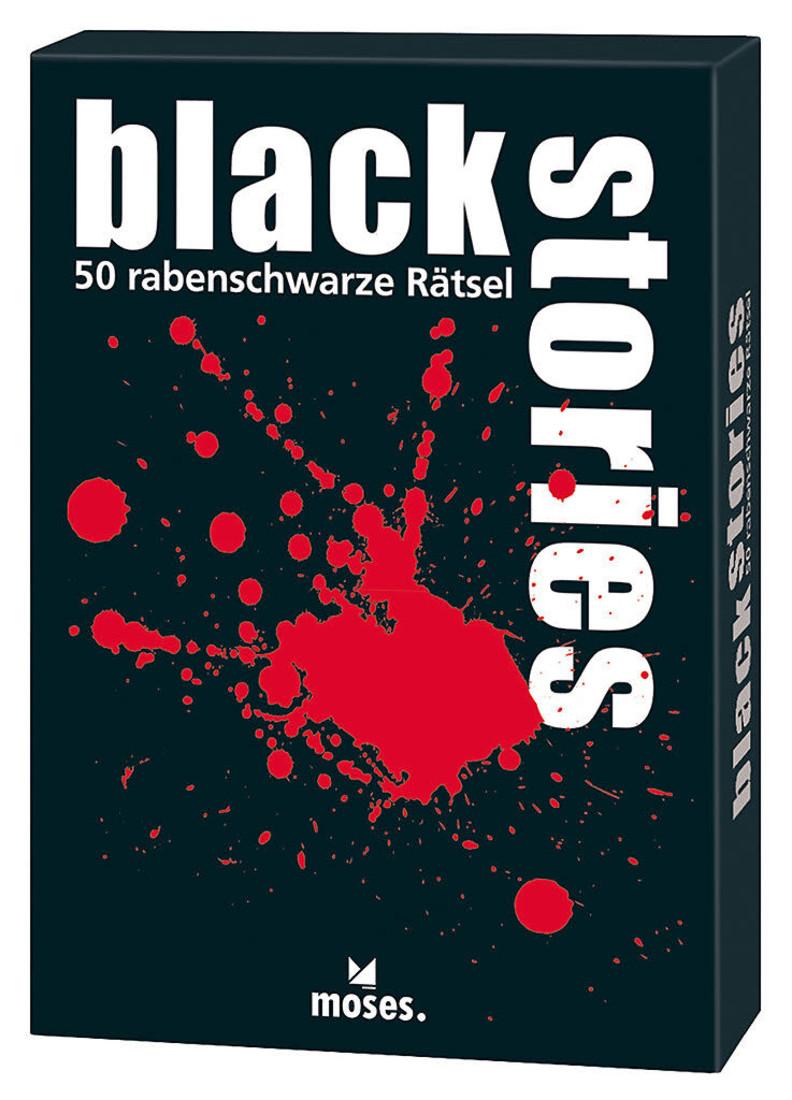 moses Black Stories - Bösch