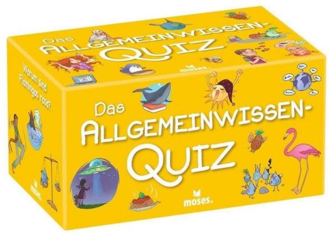 moses Das Allgemeinwissen Quiz