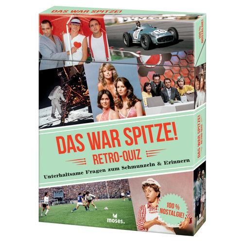 moses Retro Quiz - Das War Spitze