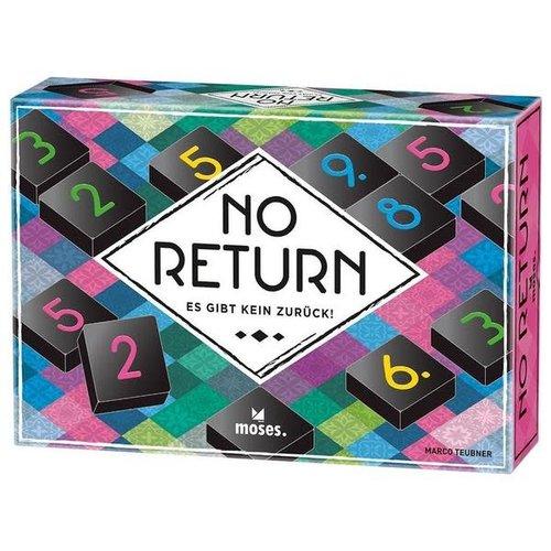 moses No Return