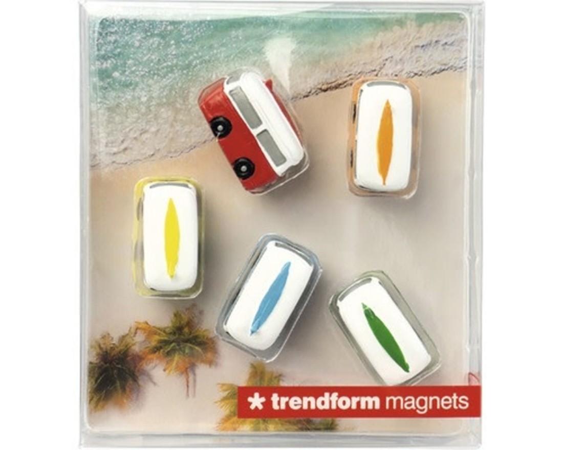 Magnet Set Camper