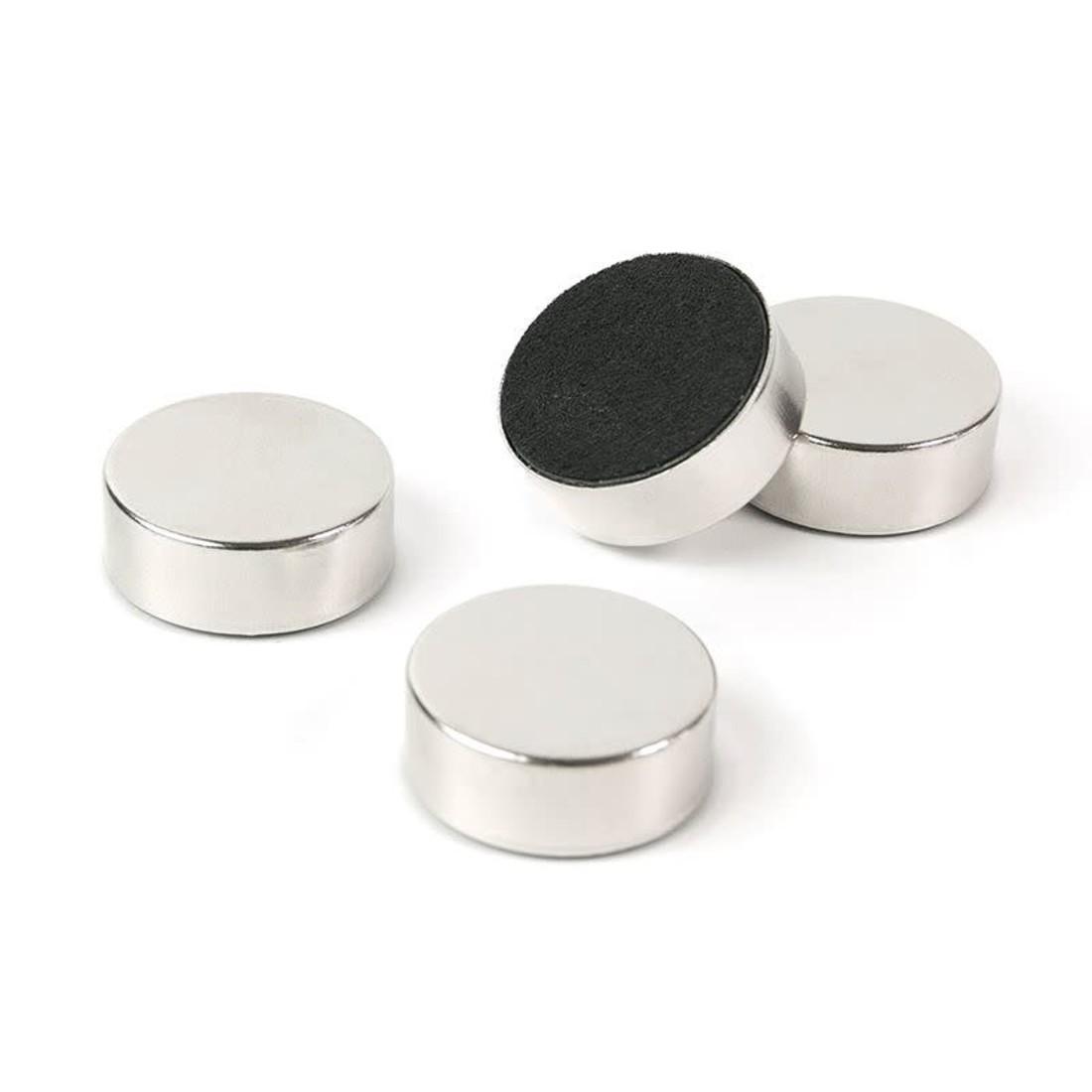 Magnete SILVER 4er Set