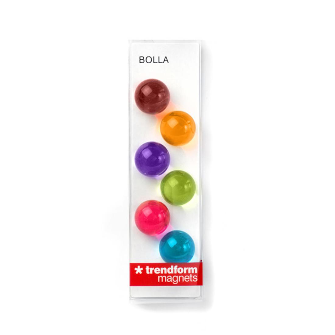 Magnetkugel BOLLA 6er Set