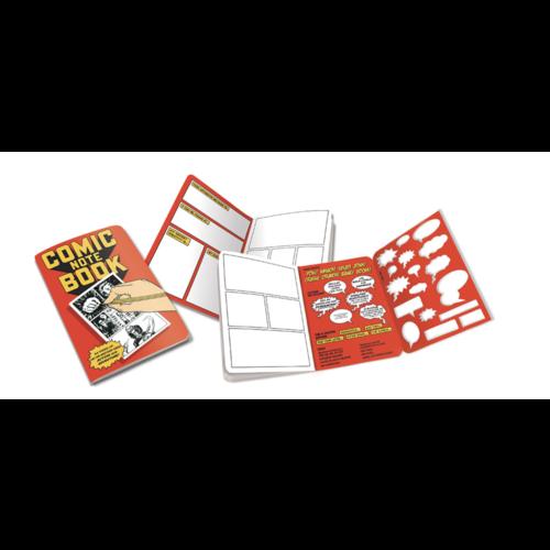 Notizbuch Comic A6