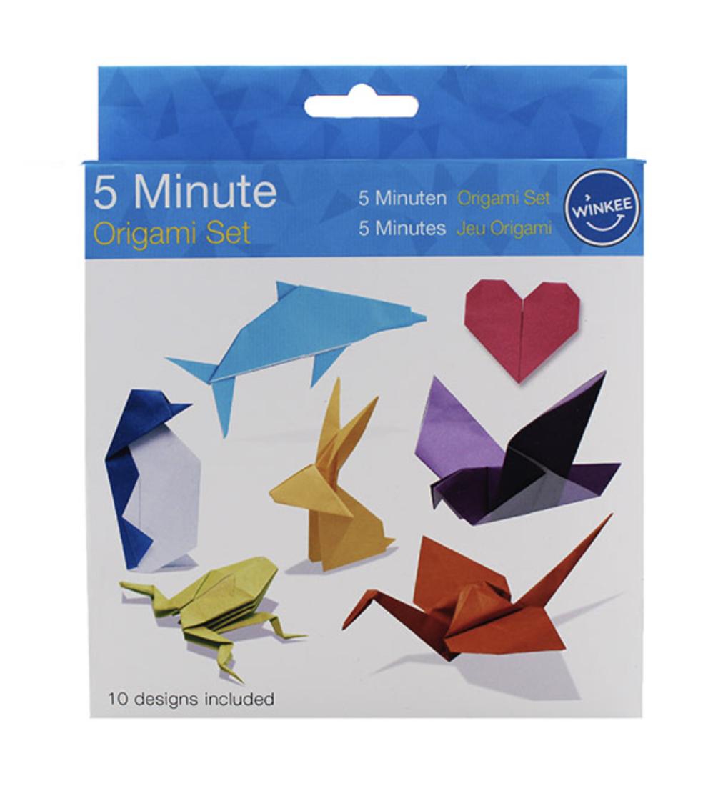 WINKEE Origami Set