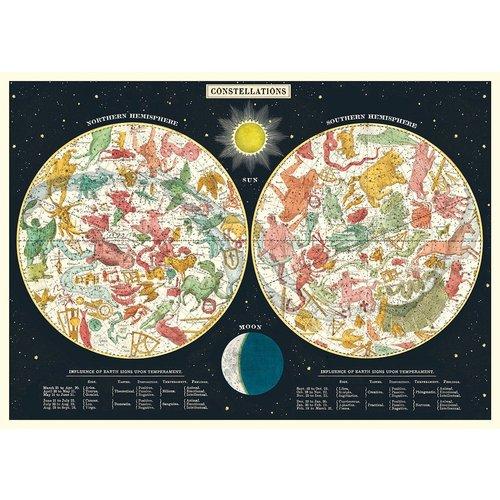 Cavallini Paper Poster Constellations 2