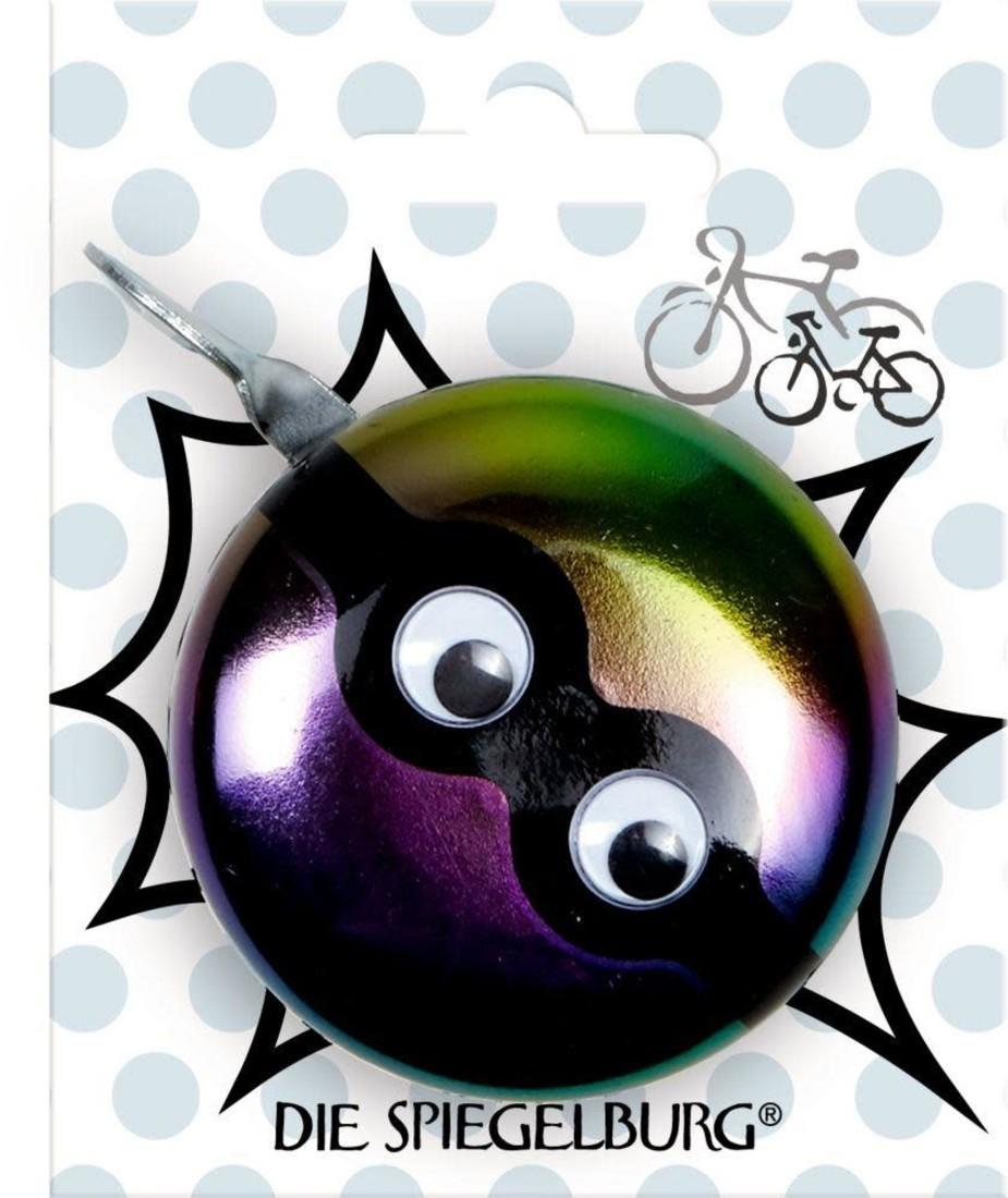 Fahrradklingel Wackelauge
