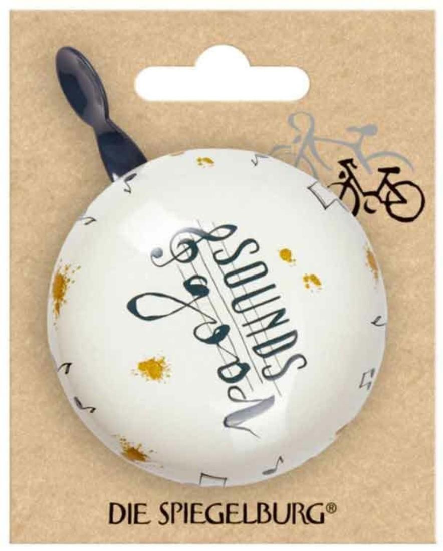 Fahrradklingel «All about Music»