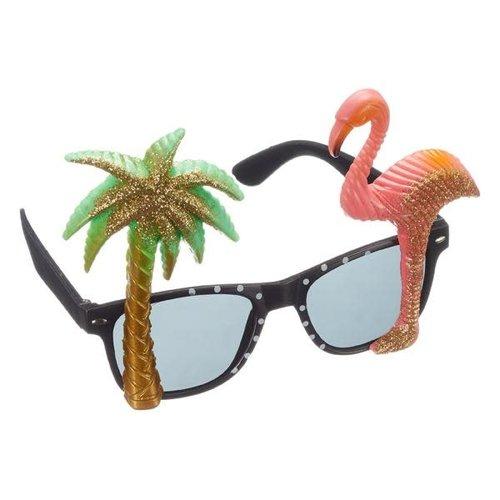 Cepewa Party Sonnenbrille Flamingo