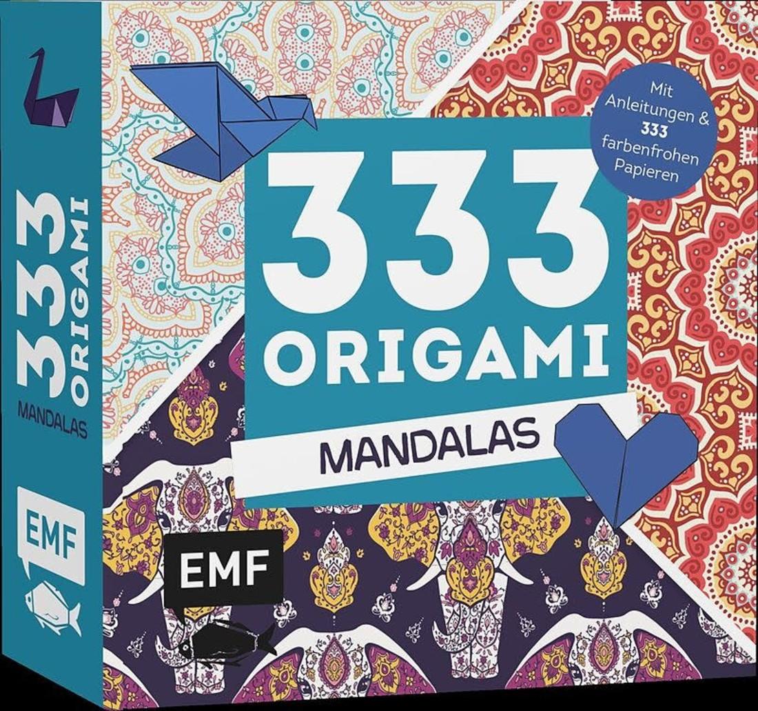 EMF 333 Origami Mandalas