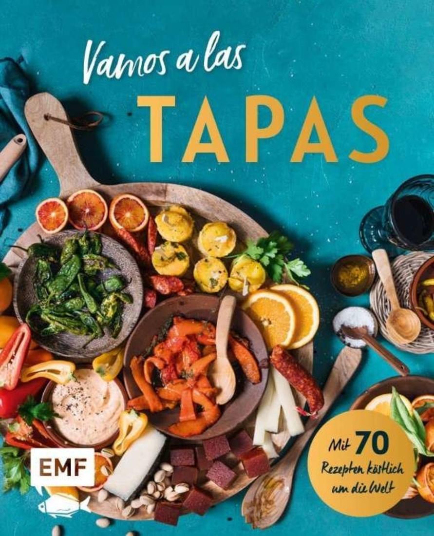 EMF Kochbuch «Vamos a las Tapas»