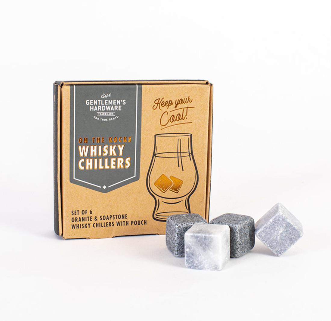 Whisky Kühlsteine