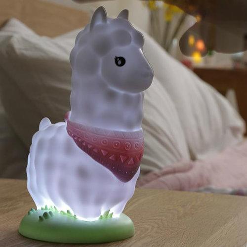 Nachtlicht Alpaka