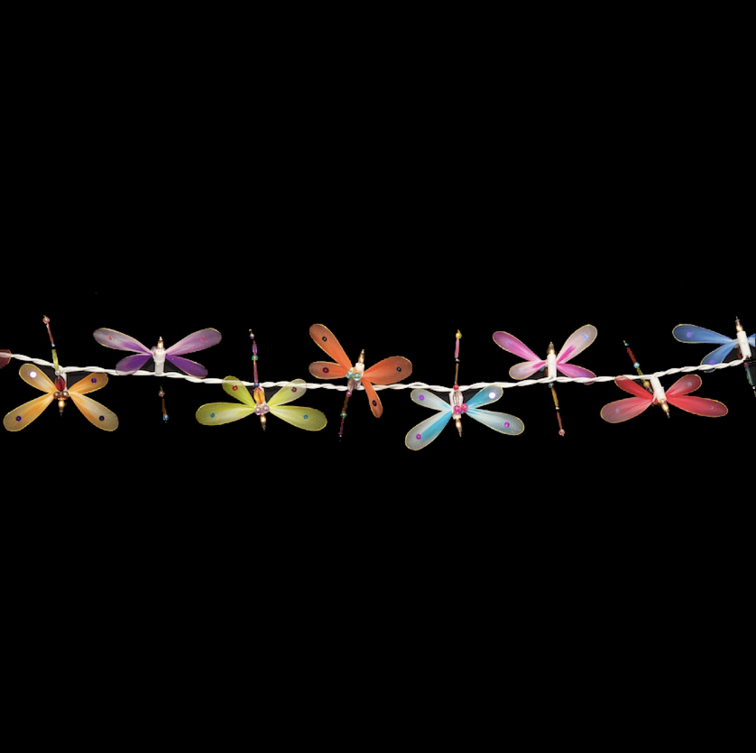 Caracol Lichterkette Libelle