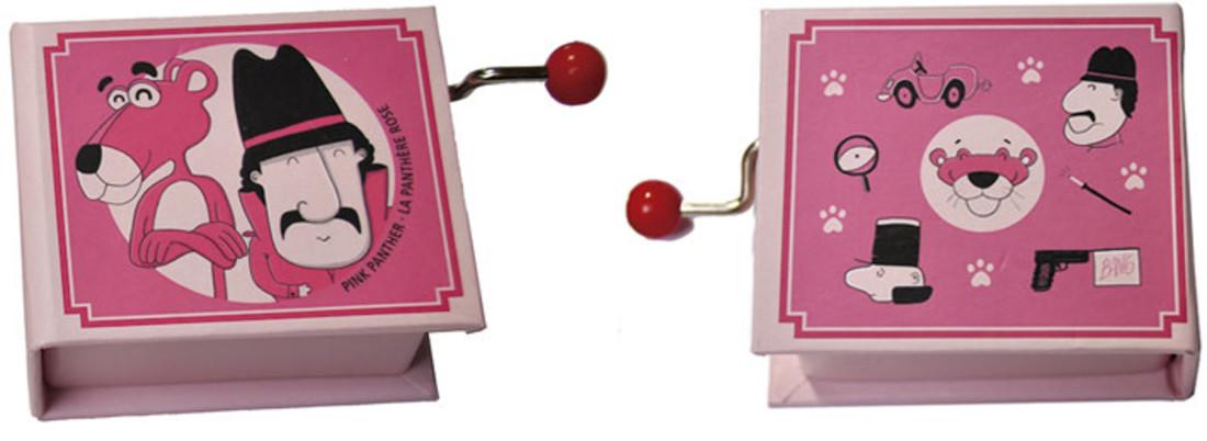 Musik Box - Pink Panther