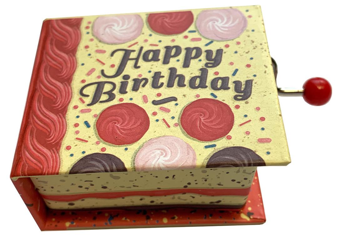 Musik Box - Happy Birthday
