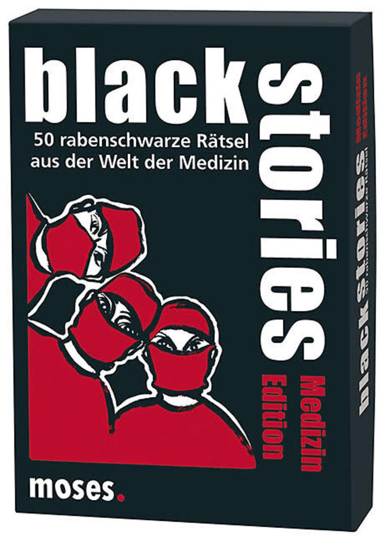 moses Black Stories - Medizin Edition