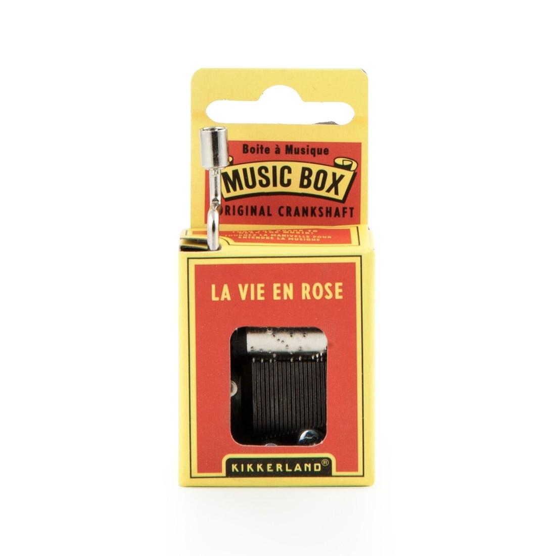 Musik Box - La vie en Rose