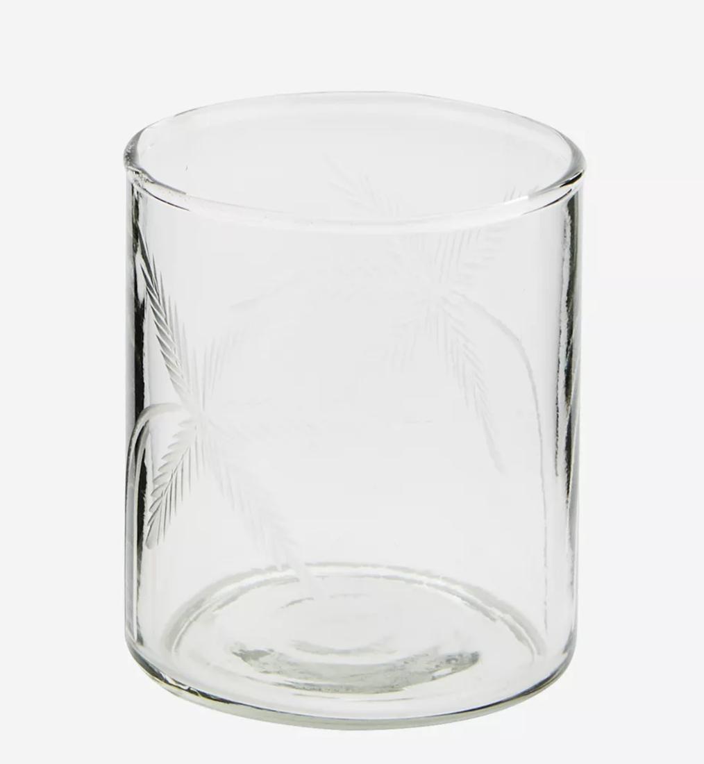 Madam Stoltz Glas mit Gravur