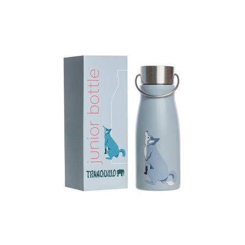 Tranquillo Trinkflasche Wolf