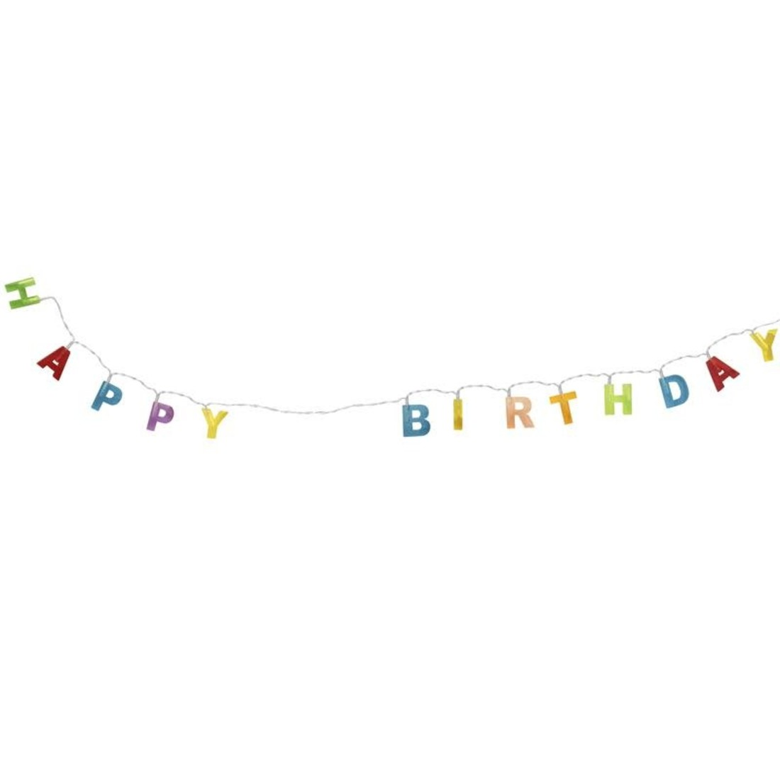 Le Studio Lichterkette «Happy Birthday»