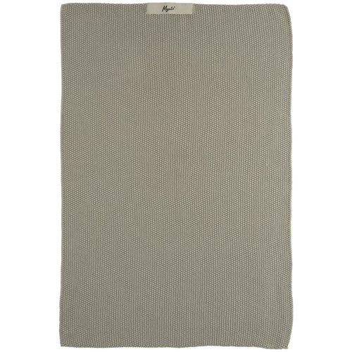 Handtuch «Mynte» sand gestrickt