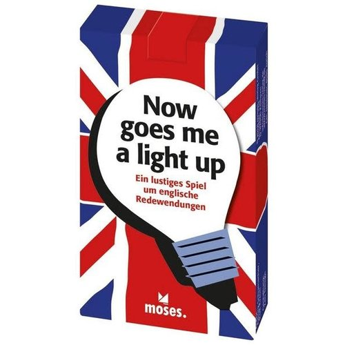 moses Spiel «Now goes me a light up»