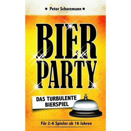 Partyspiel «Bier Party»
