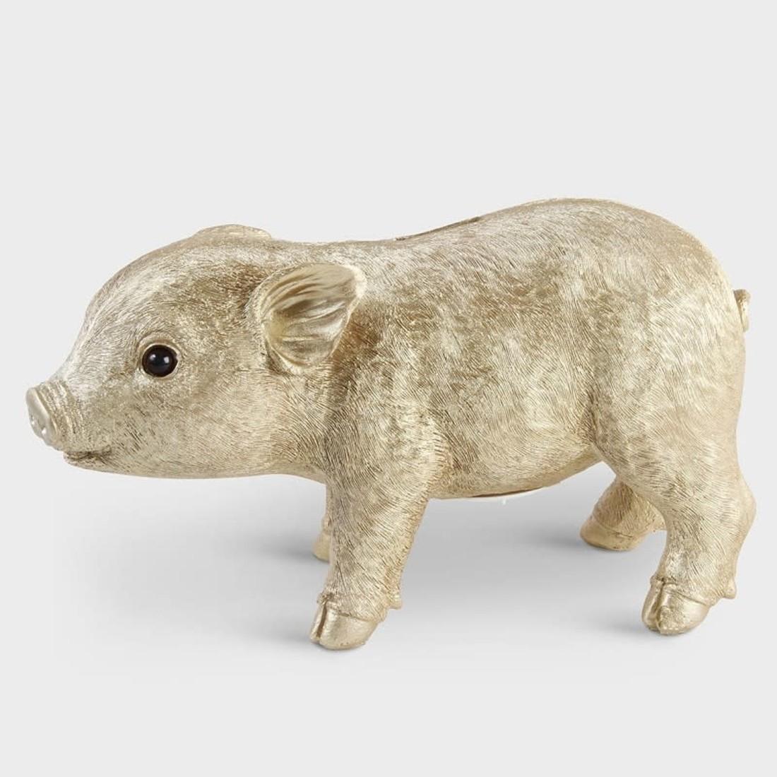 & klevering Spardose Schwein