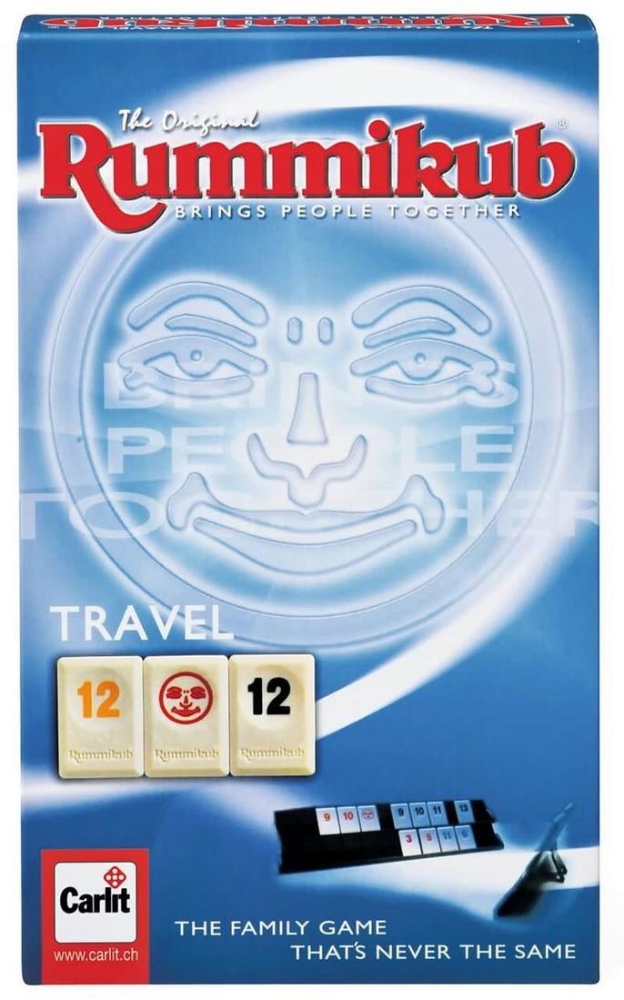 Spiel - Rummikub Travel