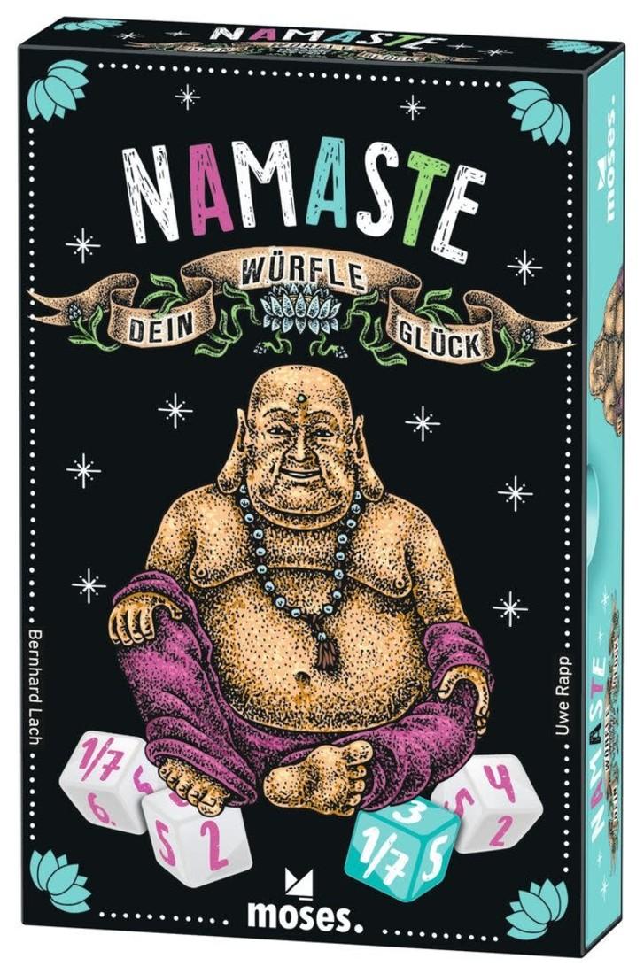 moses Namaste - Dein Würfle Glück