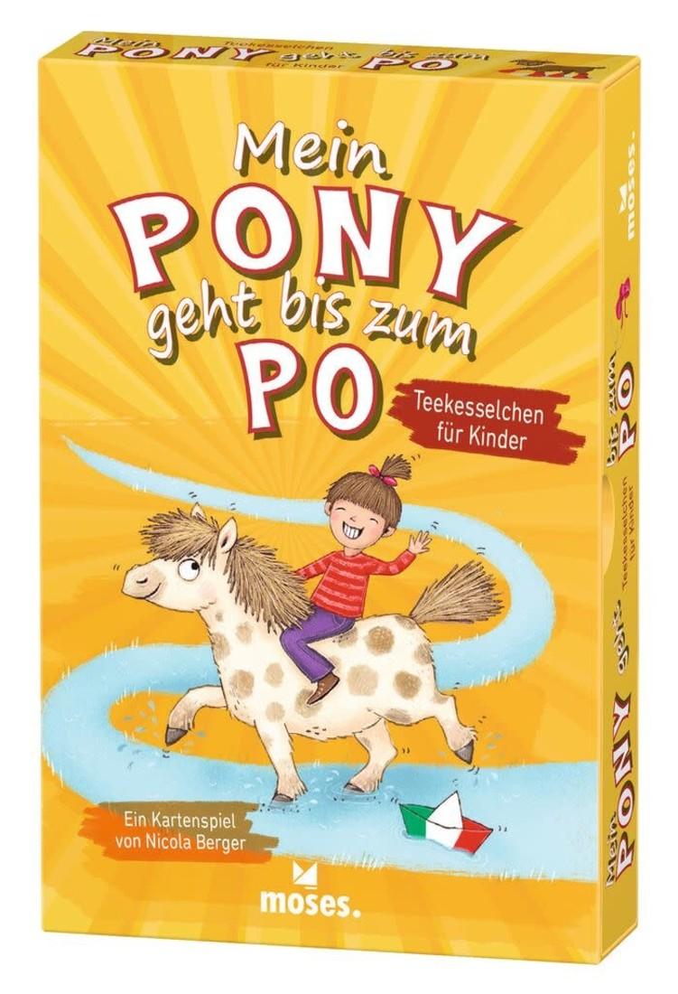 moses Mein Pony geht bis zum Po