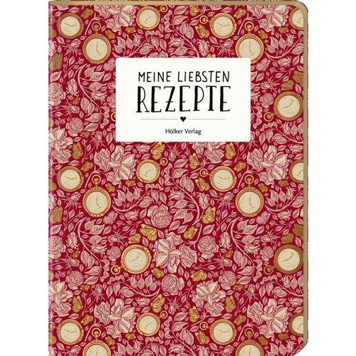 Einschreibebuch - Meine Liebsten Rezepte Sherlock Holmes