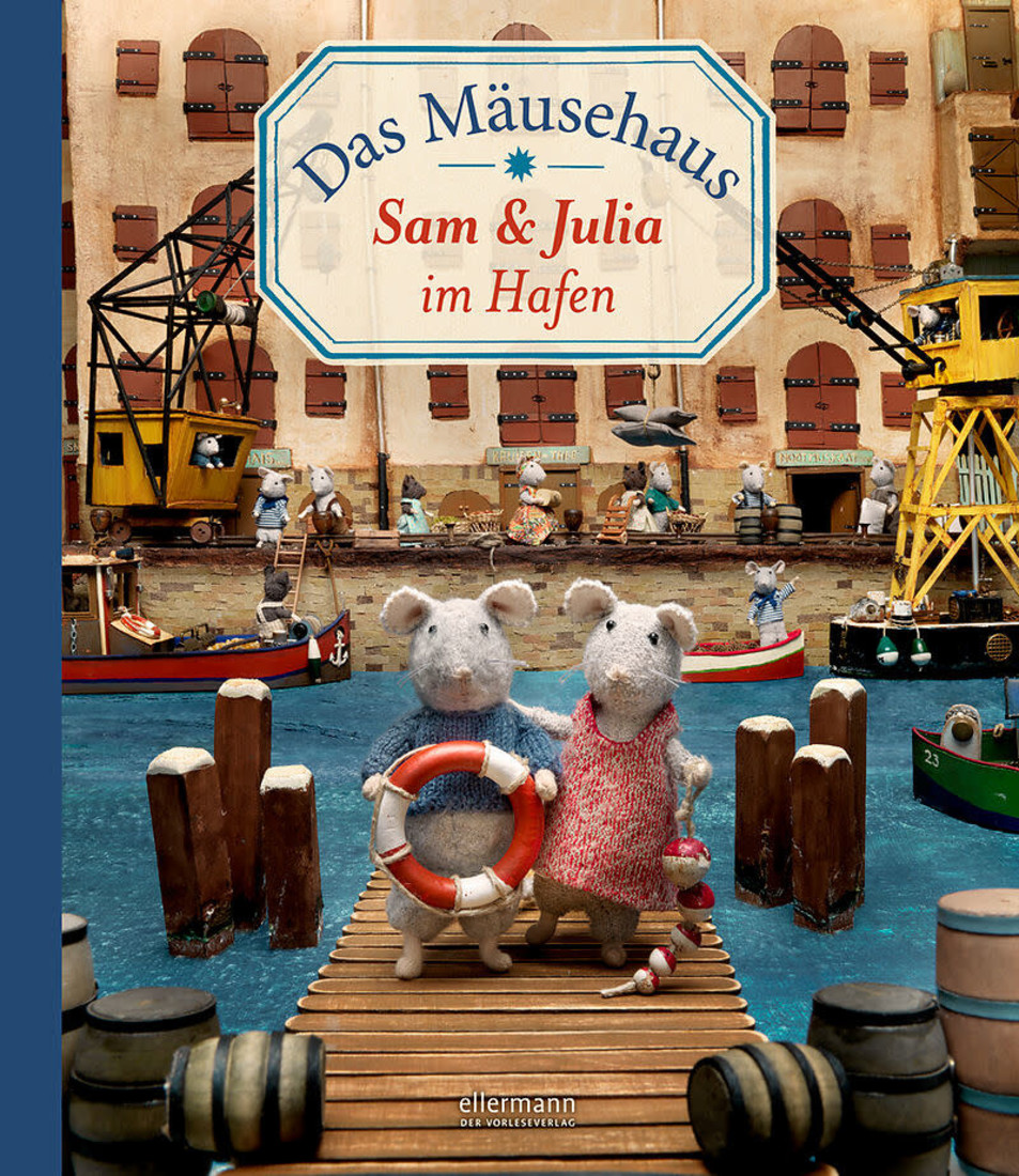 Het Muizenhuis Das Mäusehaus - Im Hafen