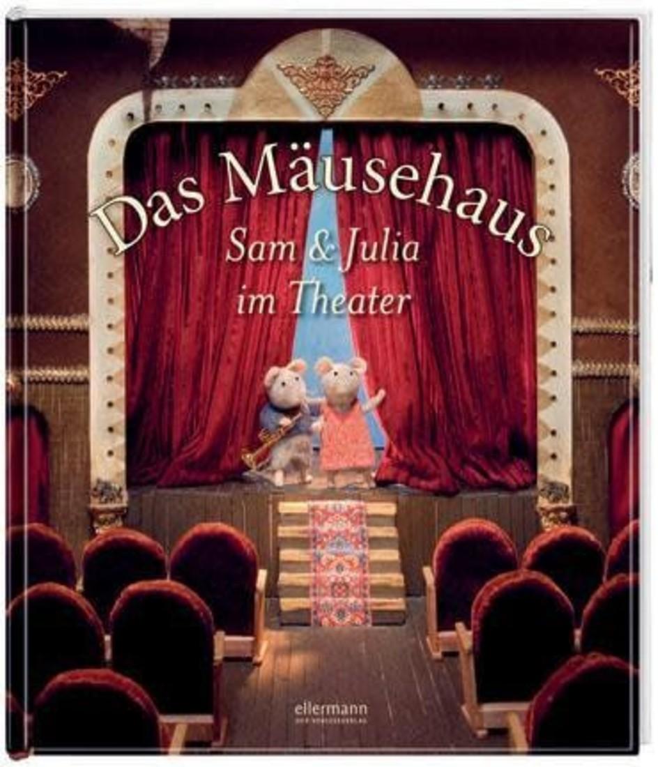 Het Muizenhuis Mausehaus - im Theater Buch