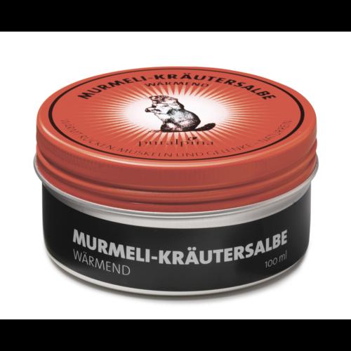 Murmeli Kräutersalbe wärmend 50ml