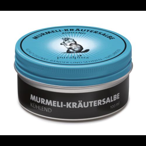 Murmeli Kräutersalbe kühlend 50ml