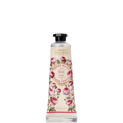 Panier des Sens Handcrème Rose 30ml