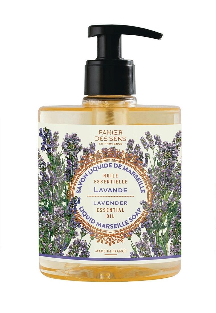 Panier des Sens Flüssigseife Lavendel