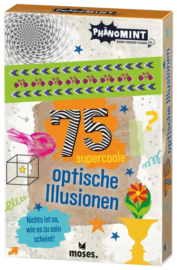 moses 75 supercoole optische Illusionen