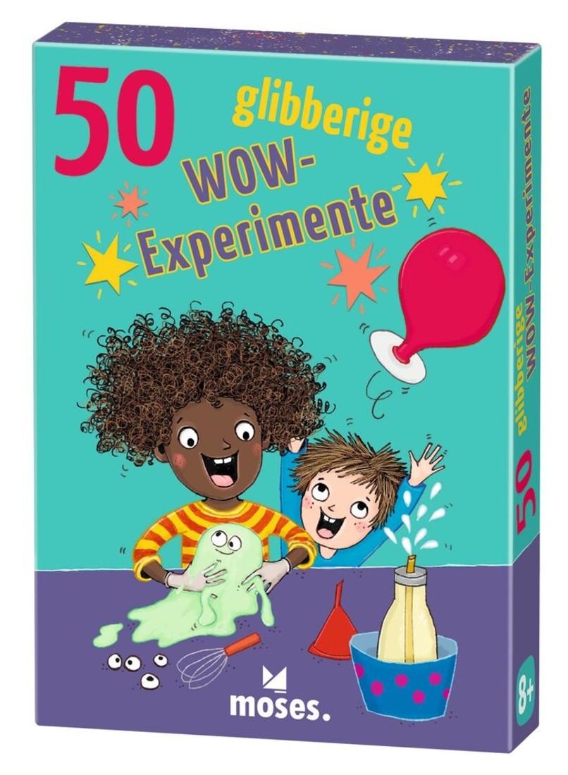 moses 50 gibberige WOW Experimente