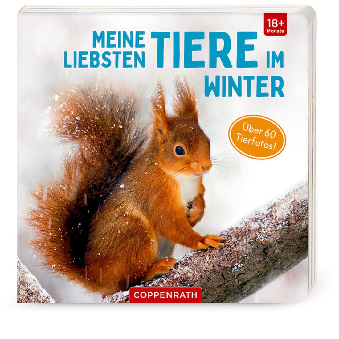 AVA Mein liebsten Tiere im Winter