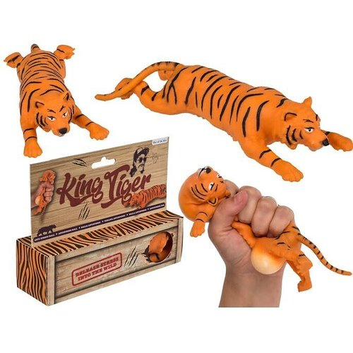 Out of the Blue Antistressball Tiger
