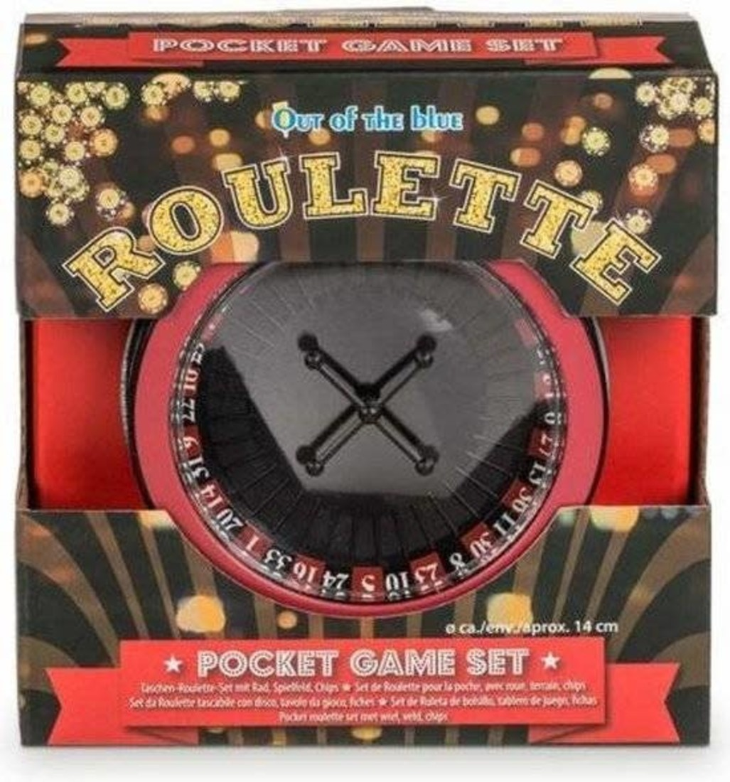Taschen Roulette Set